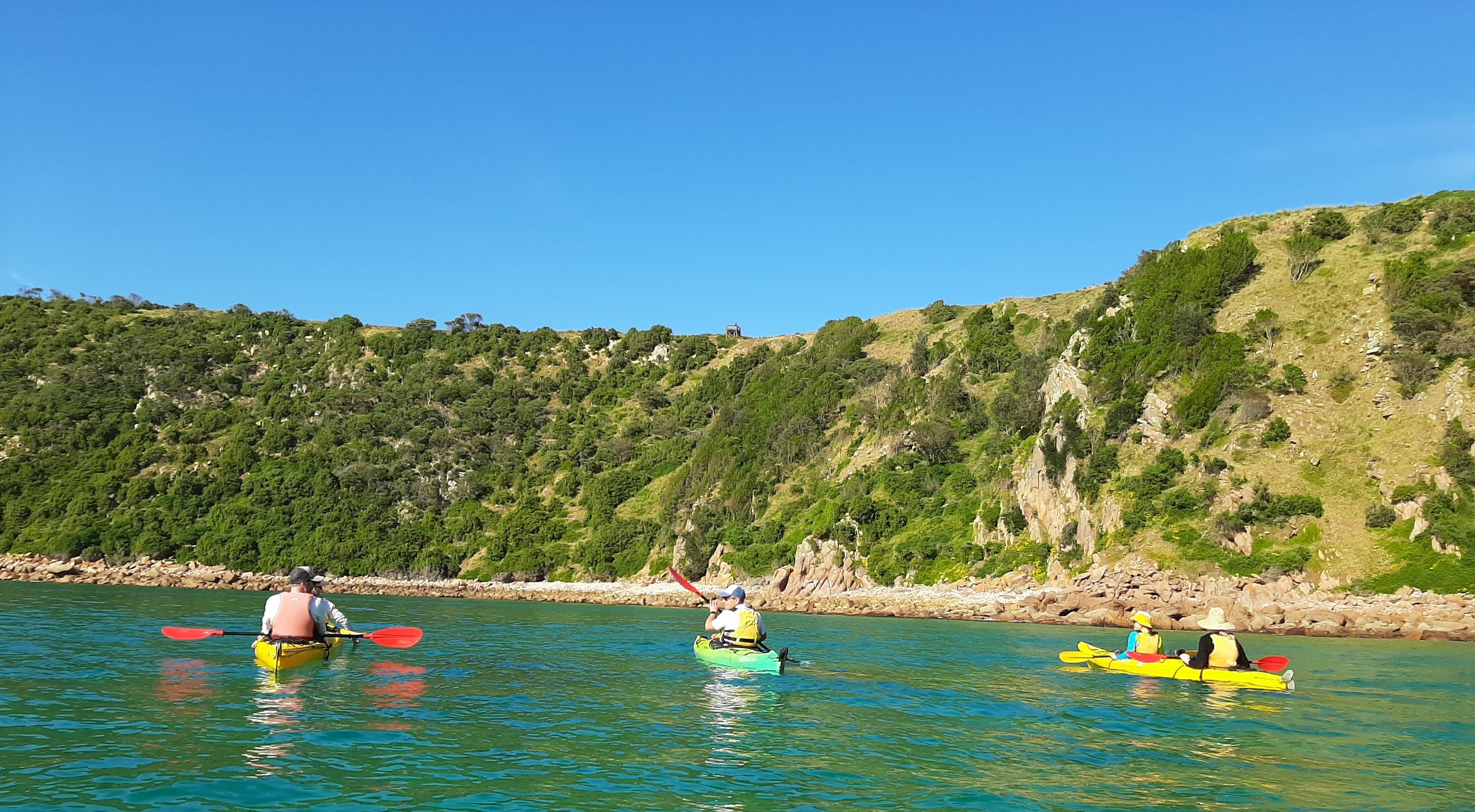 Pioneer Kayaking Cape Woolamai Phillip Island
